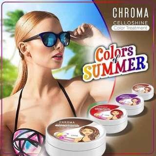 Chrome CelloShine Color Treatment