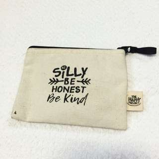 The Happy Project coin purse