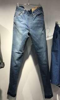 韓國漸變色skinny jeans 極顯瘦