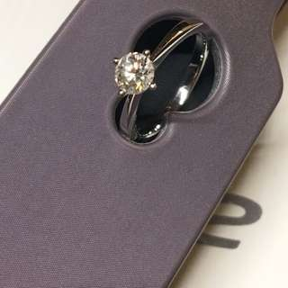 Preloved diamond ring