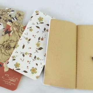 Notebook insert