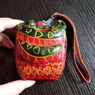 泰國手工皮包