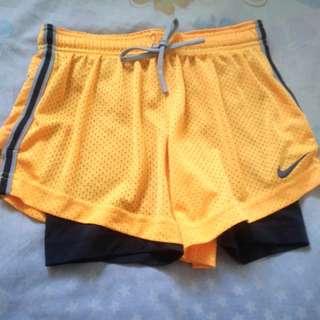 Nike drifit short