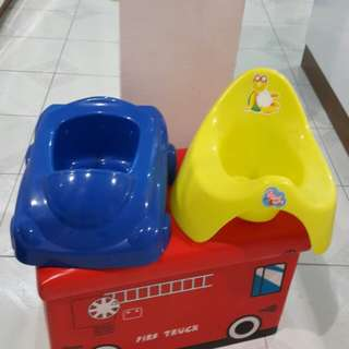 Car Potty Trainer FREE Another Potty and Toy Car