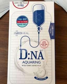 Masker Korea DNA Aquaring