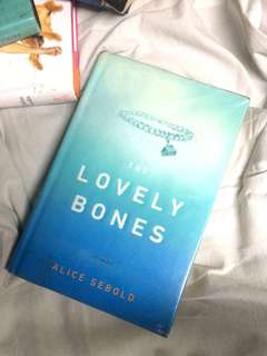 The Lovely Bones by Alice Sebold (Hardbound)