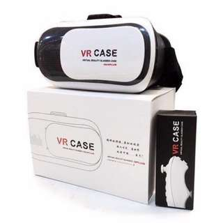 Vr case with remote