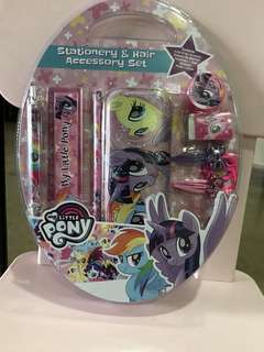 My Little Pony accessories & hair set