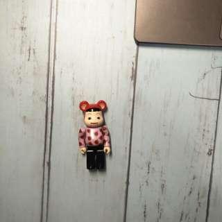 Bearbrick first few series artist 4% doll creepy horror