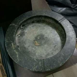早期大理石煙灰缸