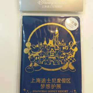 DISNEY MAGIC PASSPORT