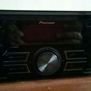 Pioneer CD/DVD, Radio player Toyota Original