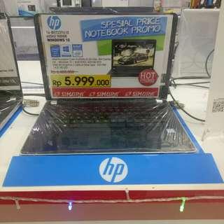 Laptop HP BS-723TU Core i3 Bisa Kredit Proses 3 Menit! Mall Cijantung