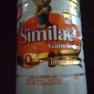 Similac4 for 3 - 12 yr olds