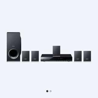 Sony DVD Home Cinema System DAV-TZ140