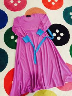 Jubah Dress 5y