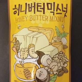 Honey butter mixnut