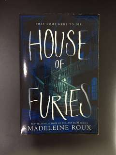 English Book (House of Furies)