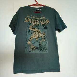 marvel shirt spiderman
