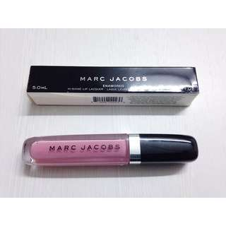 [Reprice] Marc Jacobs Enamored Hi-Shine Lip Lacquer in Pink Flamingo
