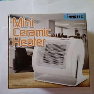 INNOTEC迷你陶瓷暖風機 IH-3638 (粉紅色)