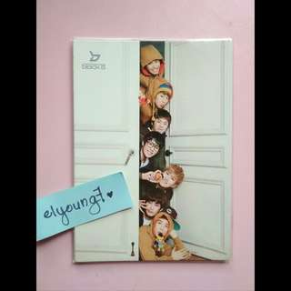 BLOCK B Official Postcard Set