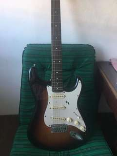 FERNANDO ELECTRIC GUITAR NEGOTIABLE