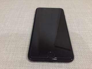 IPhone 7 Plus 128GB Jet Black Mulus (Lock Icloud)