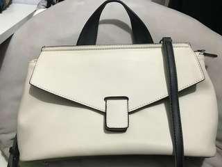 Zalora 2-way bag 兩用 斜揹袋 手提包