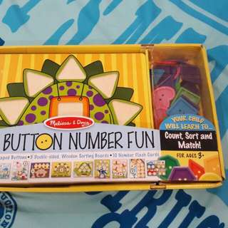 Kid Toy - Big Button Number Fun