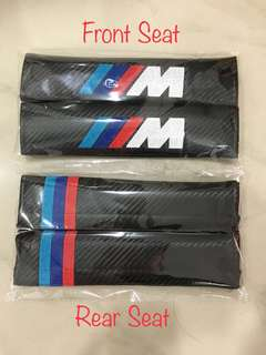 BMW ///M Color Seatbelt Cover