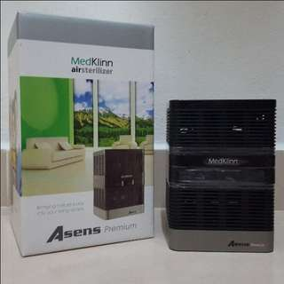 Medklinn Asens Premium Home Air Sterilizer