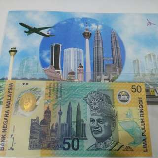 Year 1998 commonwealth games RM50