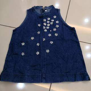 Kid Jeans Blouse (11-12t)
