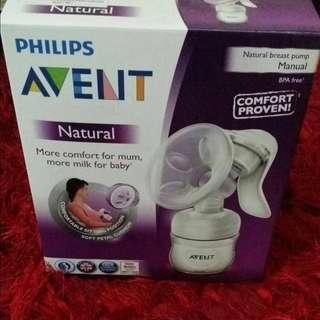 Philips Avent Natural Comfort Manual Breast Pump