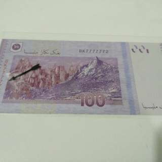 RM100 almost solid BK7777772