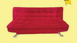 VOLKSWING LUX RELAX SOFA RED #H3006 (F)