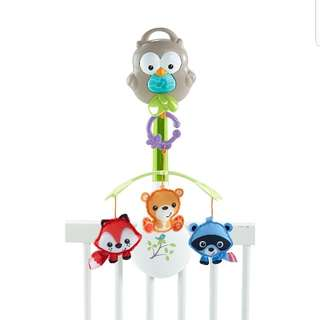 Fisher Price Musical Mobile 3-1