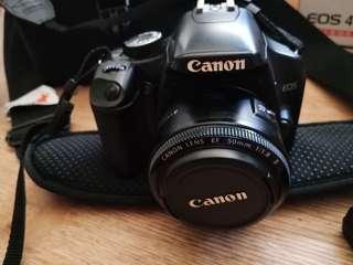 Canon 450D - DSLR camera
