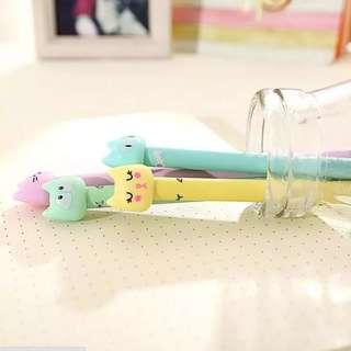 1pc Lovely Kitten Pen