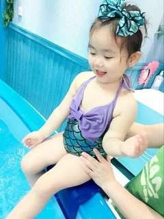 Girls Swimming custom
