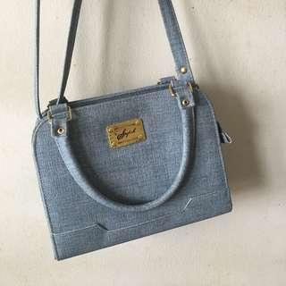 Bag (blue)