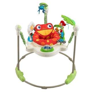 Fisher-Price Jumperoo Rainforest