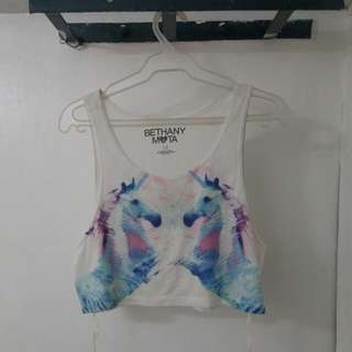 Bethany mota crop top