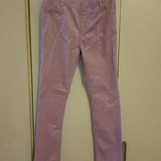H&M Girl's Long Violet Pants