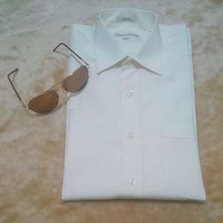 L👔 Authentic Pronto Uomo Dress Shirt