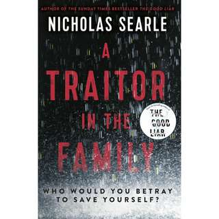A Traitor in the Family by Nicholas Searle