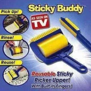 清货 Sticky Buddy 水洗型粘尘器