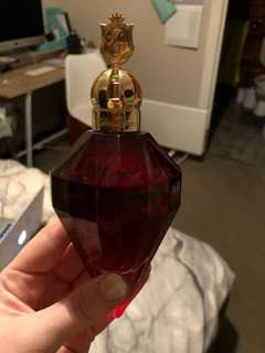 Katy perry big crystal perfume