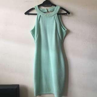Bodycon dress (pastel)